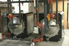 CT Commercial Condensing Gas Boiler Two
