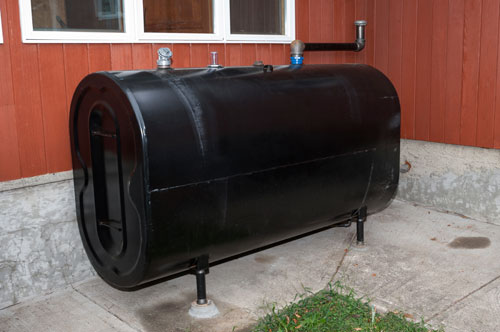 Oil Tank Installation & Removal
